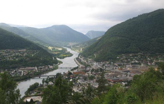 Otta river
